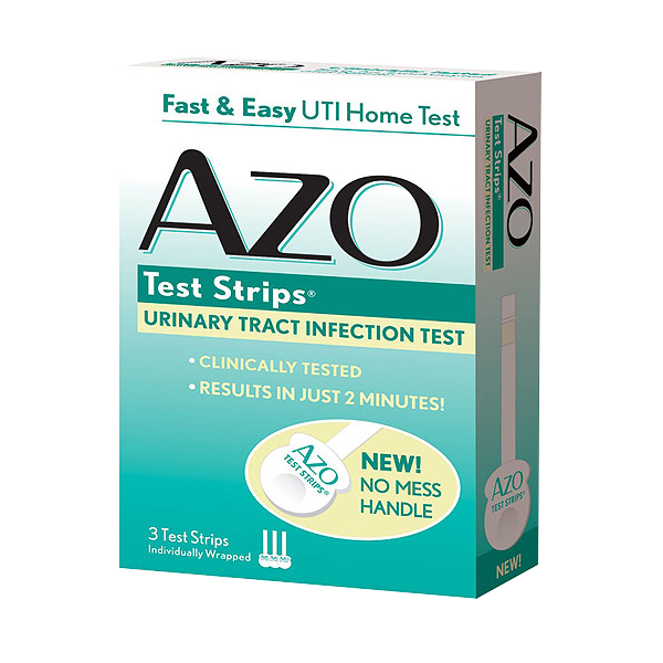 You hairy Azo multiple test strips think wearing