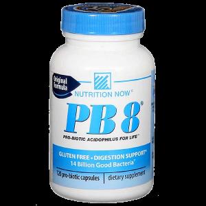 Nutrition Now PB 8, Probiotic Acidophilus_1
