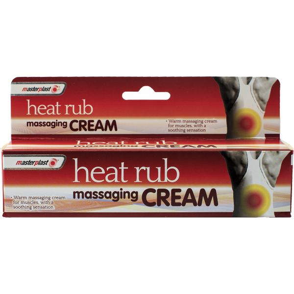 Heat Rub Massaging Cream